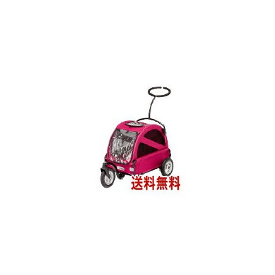AirBuggy for Dog CUBE TWINKLE(CB)(エアバギーフォードッグ・キューブ クランベリー)【送料無料】【smtb-MS】