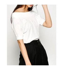 3WAY OFF SHOULDER TOPS【マウジー/MOUSSY レディス Tシャツ・カットソー OWHT ルミネ LUMINE】