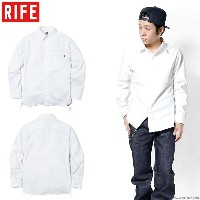 【RIFE/ライフ】RIFE STANDARD OXFORD SHIRT ver.02