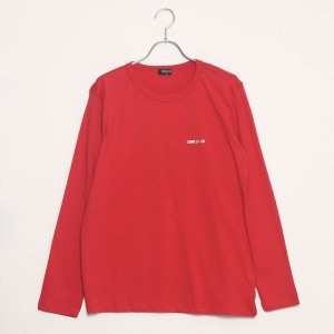 【SALE 25%OFF】コムサイズム COMME CA ISM ファミリーTシャツ (レッド)