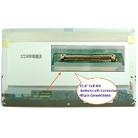 """Au Optronics B156hw01 V.4 Replacement LAPTOP LCD Screen 15.6"""" Full-HD LED DIODE (Substitute..."""