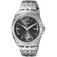 [パルサー]Pulsar 腕時計 Dress Analog Display Japanese Quartz Silver Watch PH9083 メンズ [並行輸入品]