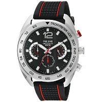 [パルサー]Pulsar 腕時計 Chronograph Analog Display Japanese Quartz Black Watch PT3633 メンズ [並行輸入品]