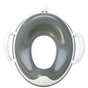 Prince Lionheart Grey Wee Pod Toilet Trainer Handles Potty Seat Toddler Training