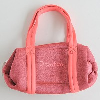 repetto SMALL GLIDE DUFFLE BAG ダッフルバッグ(B0231J/51231/74)レペット