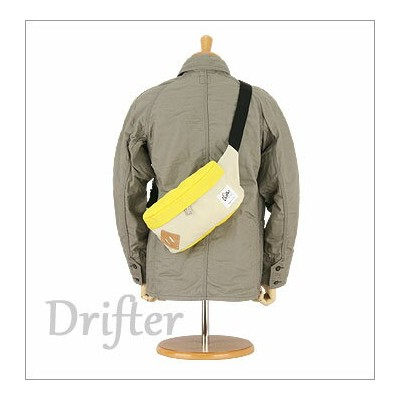 ■ DRIFTER(ドリフター) 【DF05308】 Bag 「HIP SACK&BODY BAG」 【米国製】