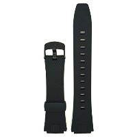 Genuine Casio Replacement Watch Strap 10285465 for Casio Watch AQ-164W-1AV + Other models [並行輸入品]
