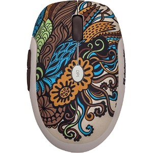Defender Mouse ワイヤレス 光学式マウス To-GO MS-565 Morocco 6ボタン 1000-1600 dpi