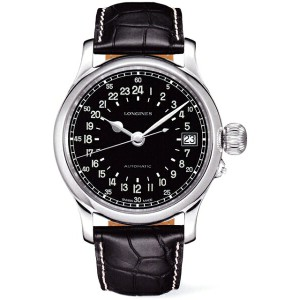 "【正規品】 LONGINES 【ロンジン】 L2.751.4.53.4 ""Heritage / The Longines Twenty-Four Hours 【ヘリテージ / ロンジン..."
