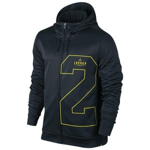 ナイキ ジョーダン メンズ トップス パーカー【Jordan Two-Three Therma Lite Full Zip Hoodie】Armory Navy/Electro Lime
