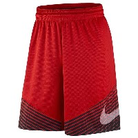 ナイキ メンズ バスケットボール スポーツ Men's Nike Elite Reveal Shorts University Red/Black/Light Crimson/Metallic...