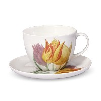 Royal Botanic Gardens Kew、Tulips Tea Cup and Saucer Set