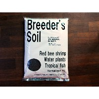 Breeder's Soil(ブリーダーズソイル)TypeRノーマル5L LOWKEYS,AquaTailors,CRIMSON 底床