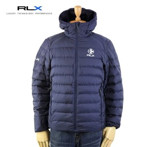 "Ralph Lauren ""RLX"" Men's Packable Down Hoodie USラルフローレンRLX ダウンジャケット"