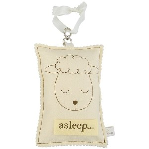 Tree By Kerri Lee Asleep Sign Sheep, Yellow by Tree by Kerri Lee