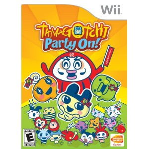 Tamagotchi Party on / Game