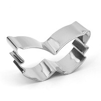 GXHUANG Stainless Steel Cookie Cutters , for Anniversary Birthday Wedding Party (Eye Mask) by...