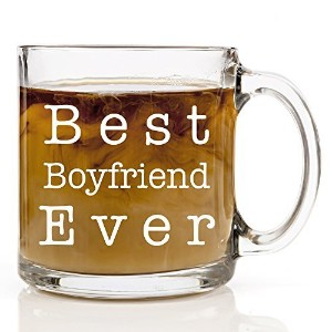 Best Boyfriend & Girlfriend Everコーヒーマグ クリア COMINHKPR131548