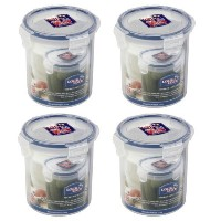 Lock & Lock, Water Tight, Food Container, 2.9-cup, 24-oz, HPL932D by LockandLock