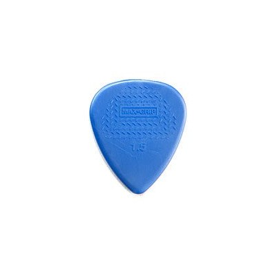 Jim Dunlop ギターピック  Max-Grip Nylon Standard 1.50mm 449R150