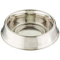 OmniPet Anti-Ant No Tip Stainless Steel Pet Dish, Medium by OmniPet