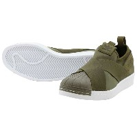 adidas Originals SUPERSTAR SLIPONアディダス オリジナルス スーパースター スリッポンTRASE OLIVE F17/TRASE OLIVE F17/RUNNING...