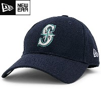 MLB マリナーズ レプリカキャップ(ゲーム) New Era Seattle Mariners Replica Adjustable Game Cap