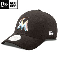 MLB マーリンズ レプリカキャップ(ホーム) New Era Miami Marlins 2012 Replica Adjustable Home Cap