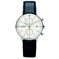 Max Bill by Junghans Chronoscope 027 4600 00