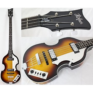 Hofner Ignition Bass SB バイオリンベース