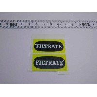 FILTRATE のステッカー,シール