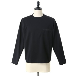 【SALE/セール】DESCENTE PAUSE [デサントポーズ]/ DOUBLE KNIT L/S PULLOVER (トップス スウェット トレーナー カットソー デサント) DUI2700...