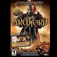 Archlord Time Cards (輸入版)