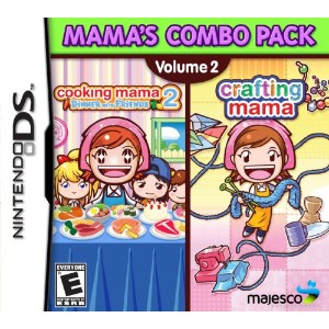 Mamas Combo Pack 2 (輸入版:北米) DS