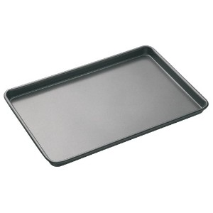 Master Class Non-Stick Large Baking Tray, 39 x 27 cm (15.5 x 10.5) by KitchenCraft