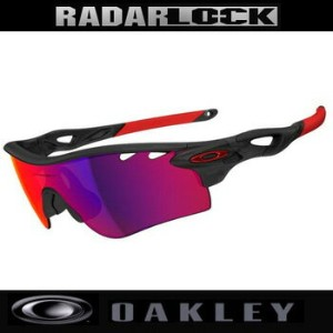 オークリー RADARLOCK PATH (ASIAN FIT) サングラス OO9206-06Matte Black Ink/Positive Red Iridium Vented【Oakley...