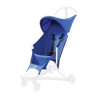 Quinny Yezz Stroller Seat Cover, Blue Track by Quinny