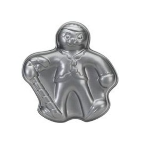 Nordic Ware Gingerbread Boy Classic Baking Mold by Nordic Ware [並行輸入品]