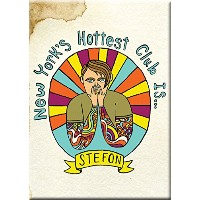 Saturday Night Live Stefon Refrigerator Magnet, 2 by 3-Inch by Saturday Night Live