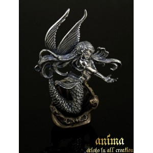 anima exists in all creation[naias](シルバーアクセサリー/シルバーアクセ/シルバー/シルバー925/Silver925/銀/アニマ/ブローチ/ユニセックス/メンズ...