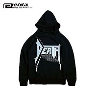 【20%OFFセール 1/19 10:00~1/22 9:59】 リバーサル REVERSAL 正規販売店 パーカー DEATH VALLEY HIGH NECK HOOD PARKA...