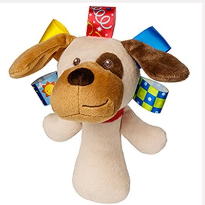 Mary Meyer Taggies Rattle, Buddy Dog by Mary Meyer