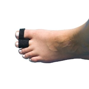 Plastalume Digiwrap Too Adjustable Toe Splint, Size 5 by Brownmed