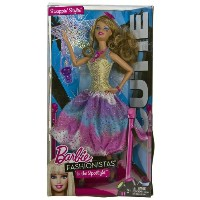 "Cutie: Barbie バービー Fashionistas in the Spotlight ~11.5"" Doll Figure 人形 ドール"
