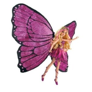 Barbie(バービー): Mariposa Magic Wings Mariposa Doll ドール 人形 フィギュア