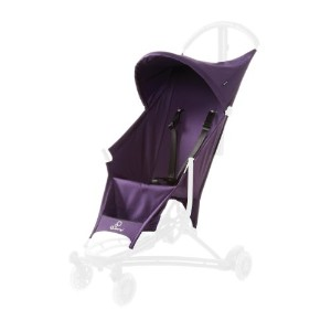 Quinny Yezz Stroller Seat Cover, Purple Rush by Quinny