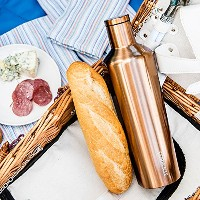 Corkcicle Canteen - Water Bottle and - Keeps Beverages Cold for Over 25, Hot for Over 12 Hours -...