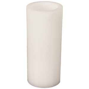 Melrose International LEDワックスピラー4 by 9-inch Candle