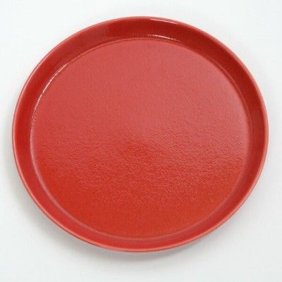 HASAMI PLATE RED 【RCP】