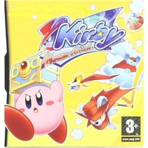 DS KIRBY: MOUSE ATTACK (海外版)